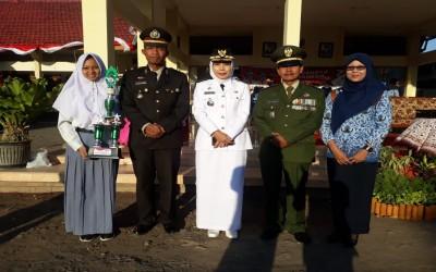 Untuk kedua kalinya  SMK Al Falah menjadi juara dalam Lomba Ketrampilan Baris Berbaris (LKBB) di kecamatan Leces